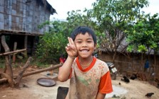 Little Boy, Chiang Mai Thailand