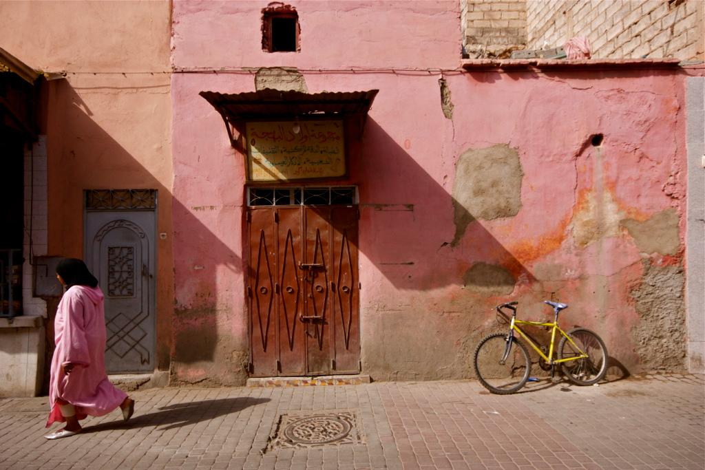 Men In Morocco