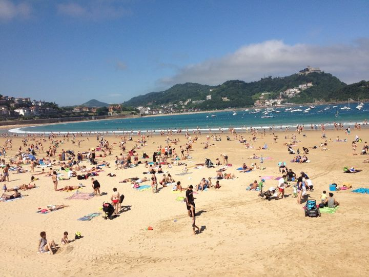 Summer in San Sebastian