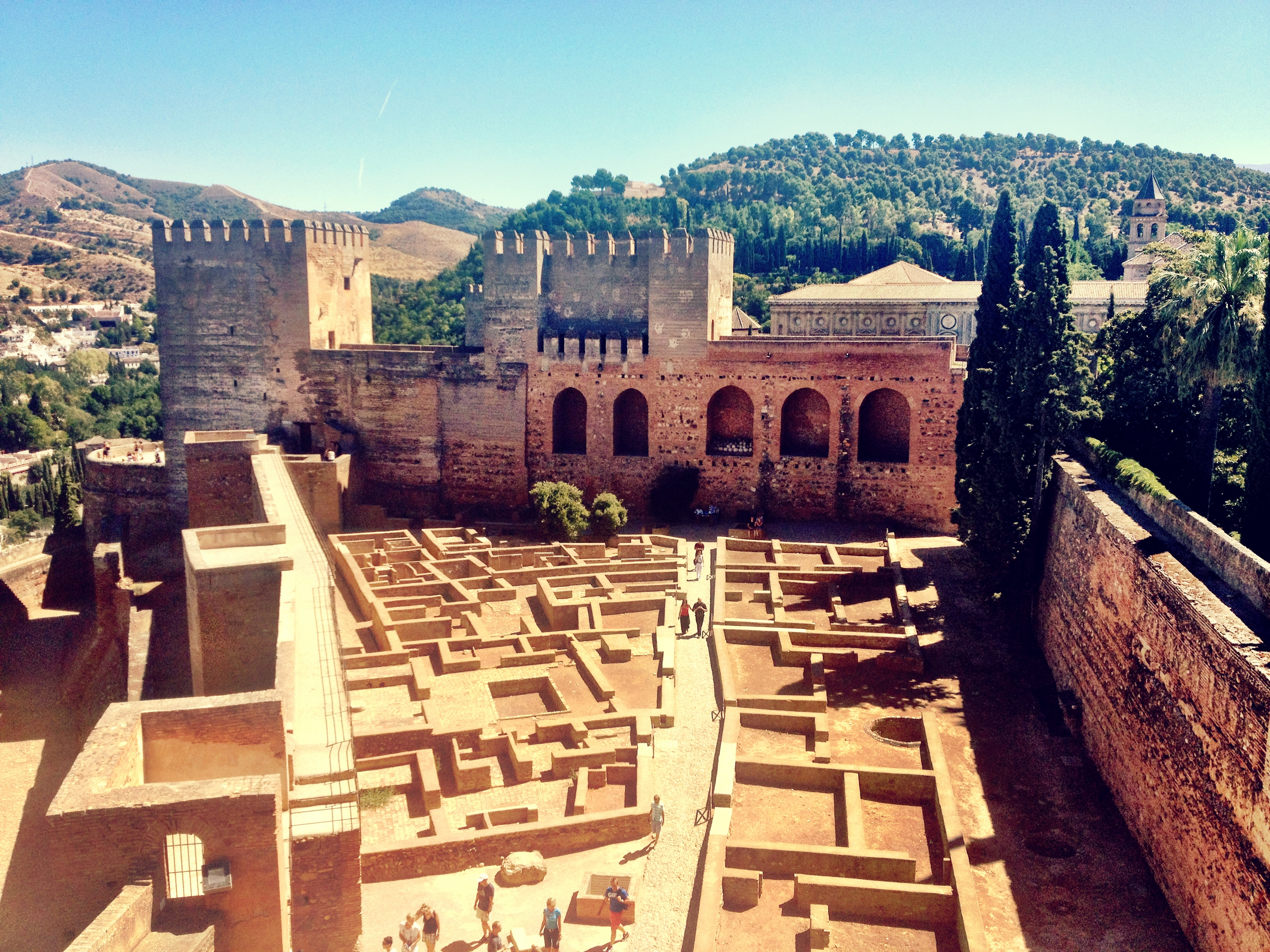 Postcards from the Alhambra