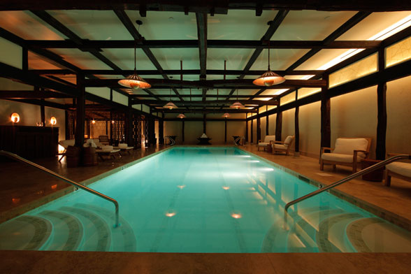 Luxury new york spa breaks for Spa weekends near nyc