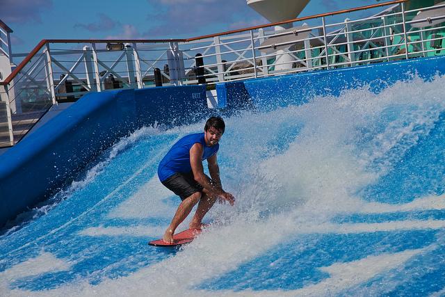 Cruise Surfing