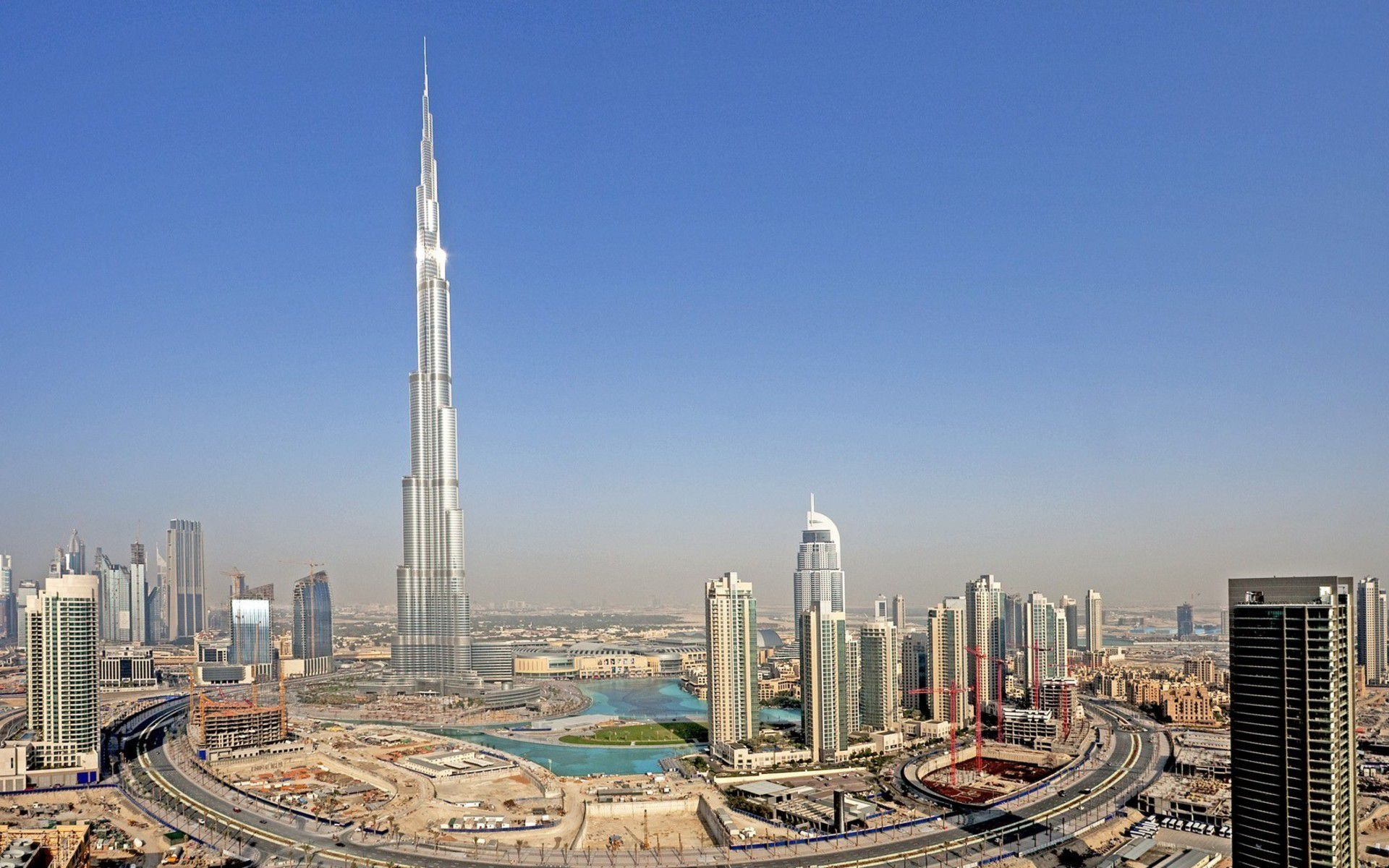 Top Five Things to do in Dubai
