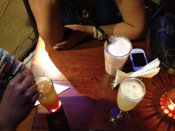 Photo credit: Drinks out in Santiago at Barbazul Tobalaba by sarahstierch on Flickr