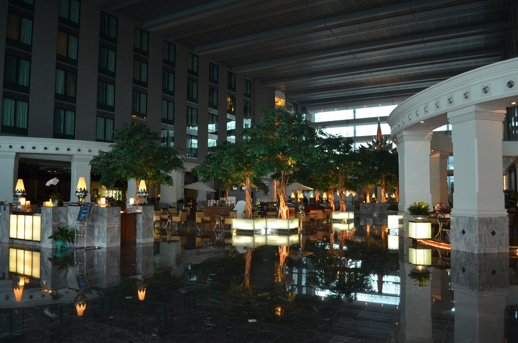 Benefits of Airport Hotels