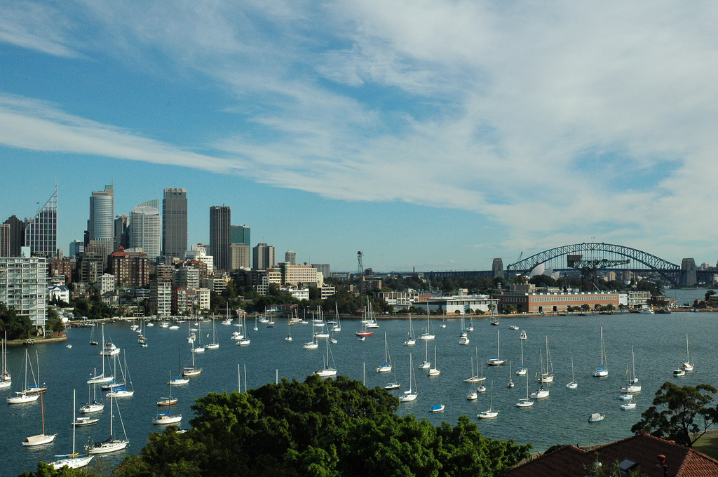 Best Places to Sail Around Australia and New Zealand