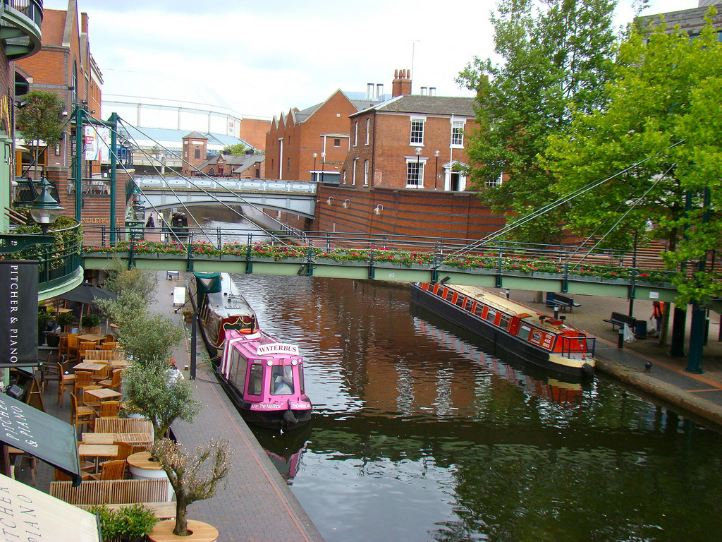 Top 4 Things To Do in Birmingham