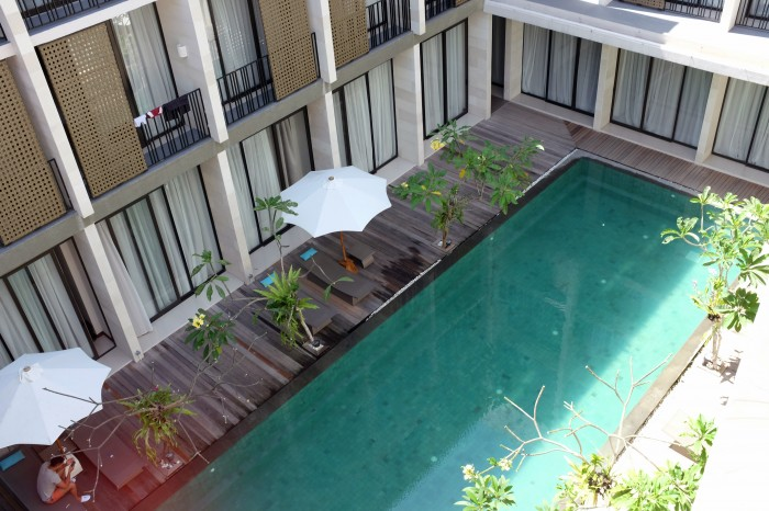 Hotel terrace at kuta review where to stay in kuta for What is a hotel terrace