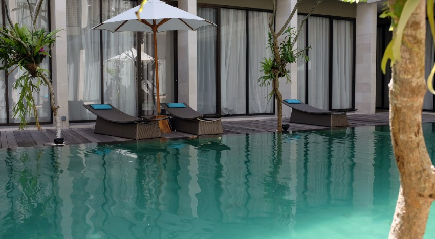 Hotel Terrace at Kuta Review