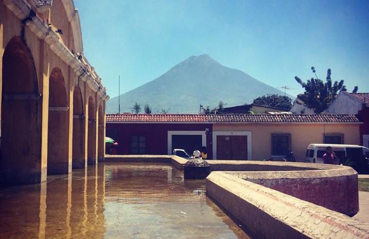 Moto Crashes, Volcanoes and Spanglish