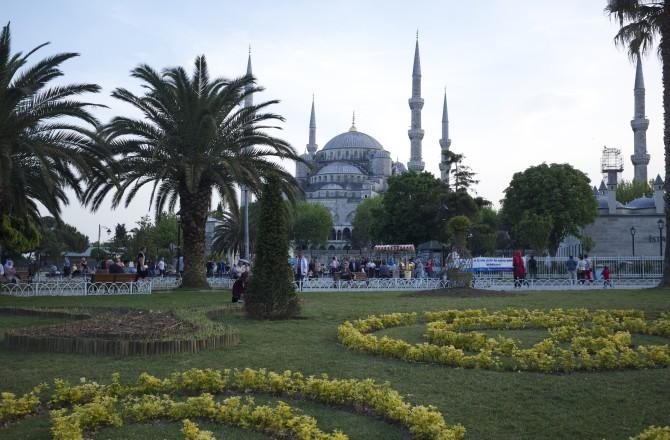 Where I Stayed in Istanbul: Mercure Taksim Istanbul