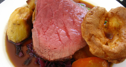 Try One of London's Best Sunday Roasts