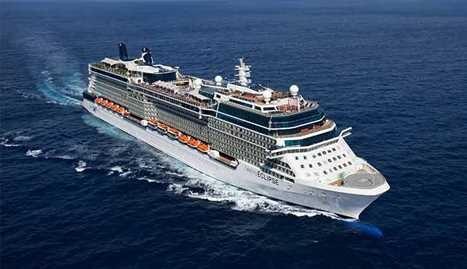 Cruise line europe