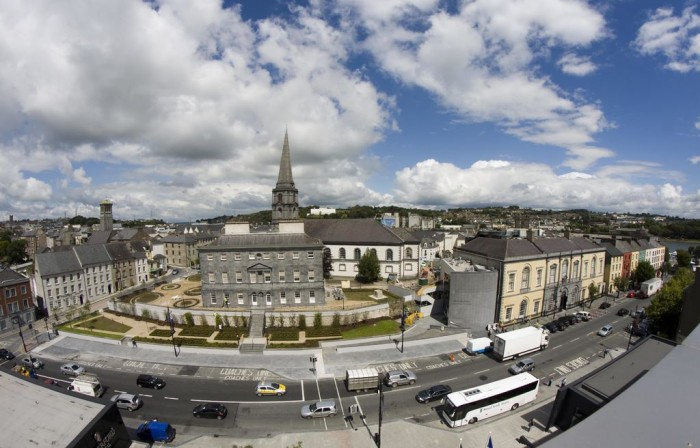 Waterford Wide Angle