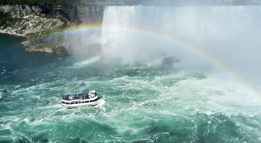 Five things you didn't know about Niagara Falls