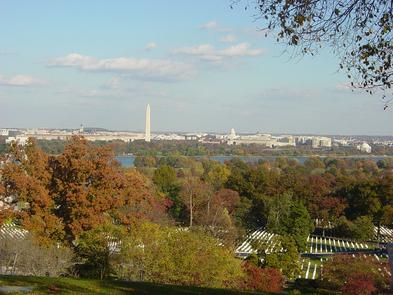 A Decade of Debate over the Washington D.C. Skyline