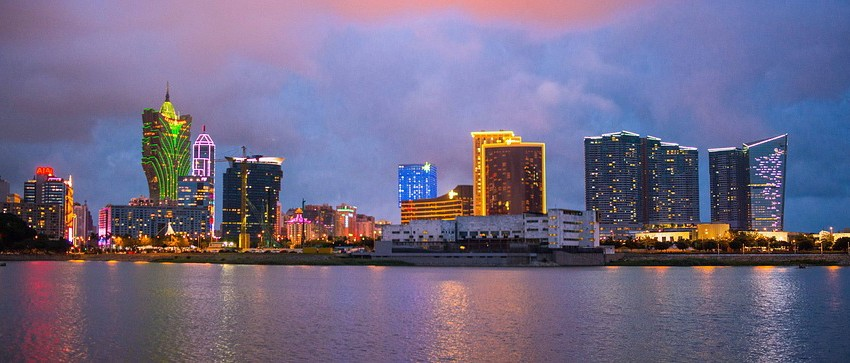 From the Casino to the Beach: Finding Treasures in Macau