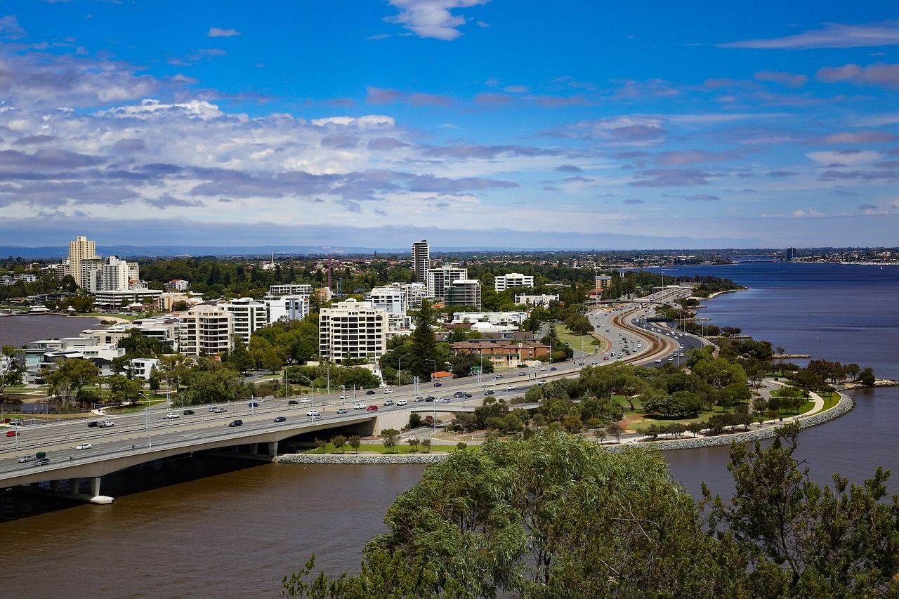 Go West – To Perth!