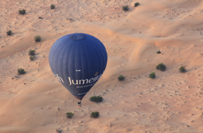 The Best Places For A Romantic Couples Getaway In Dubai